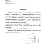Referencje PKP - 2011.11.10
